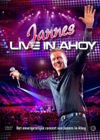 Cover Jannes - Live In Ahoy [DVD]